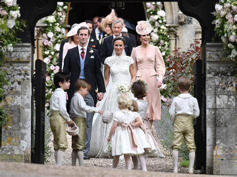 Hochzeit Pippa by Inside Pippa Middleton And Matthews S Wedding Day