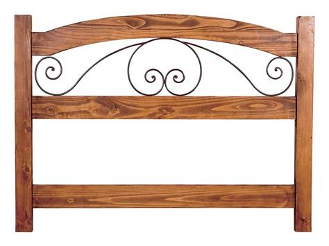 Wood And Iron Headboard by Rustic Iron And Solid Wood Headboards Special Order