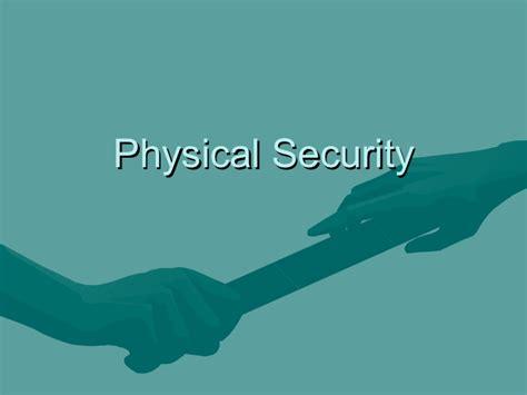 7 physical sec