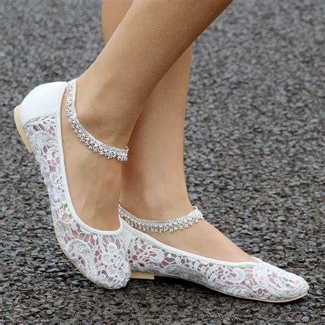comfortable wedding flats for bride unavailable listing on etsy