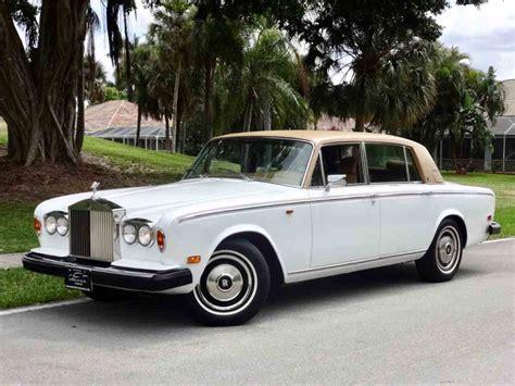 classic rolls royce wraith 1980 rolls royce silver wraith ii for sale classiccars