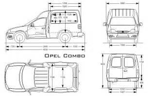 Vauxhall Combo Dimensions Opel Combo Vraagje Opel Forum