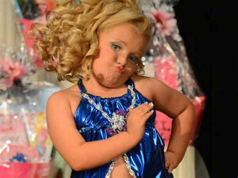 Honey Child by Alpine Flowers In Defense Of Honey Boo Boo Child