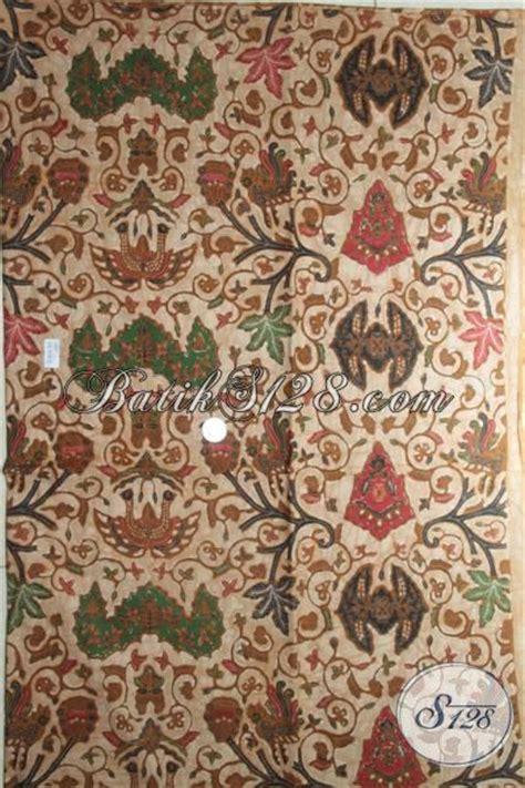 bahan batik motif wahyu tumurun kain batik klasik buatan kwalitas halus dan premium batik