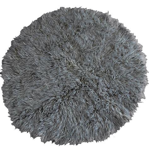 grey flokati rug buy grey white brown flokati 2800g m2 140x200cm the real rug company