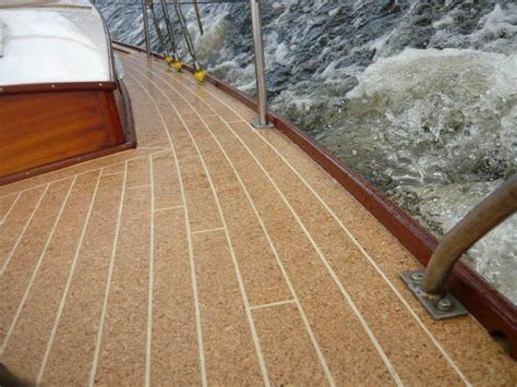 Teak Flooring For Boats by Non Fading Diy Faux Teak Boat Flooring Synthetic Teak