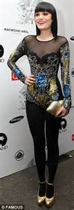 jessie j weight singer jessie j looks thinner than ever as she says hard