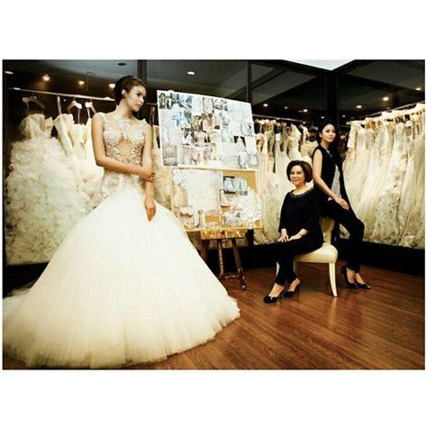 tinara bridal project collaboration with silvia siantar and yovita