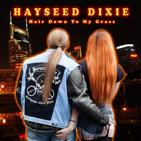 hayseed dixie comfortably numb hair down to my grass