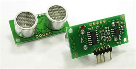 Devantech Srf04 Ultrasonic Range Finder hy srf05 ultrasonic sensor for arduino devantech srf05