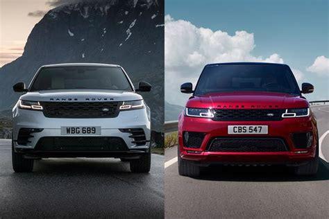 range rover velar vs sport autotrader cars uk range rover cars image 2018
