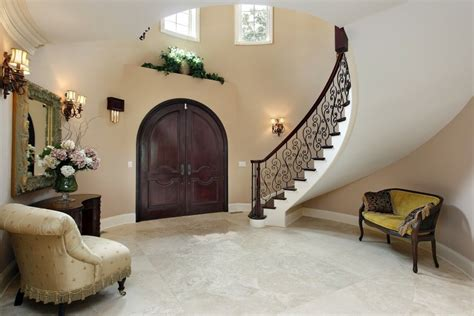 circular entryway 40 fantastic foyer entryways in luxury houses images