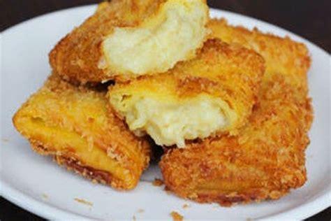 resep risoles durian resep masakan nusantara lengkap