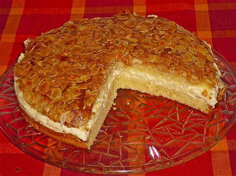 schnellen kuchen backen schneller bienenstich rezept mit bild