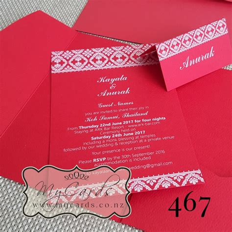 Indian Wedding Invitation Printing by Wedding Invitation Card Auckland Chatterzoom