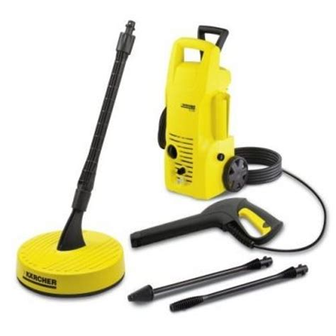 Patio Pressure Washer by Karcher K214 Pressure Washer And T50 Patio Cleaner Ebay