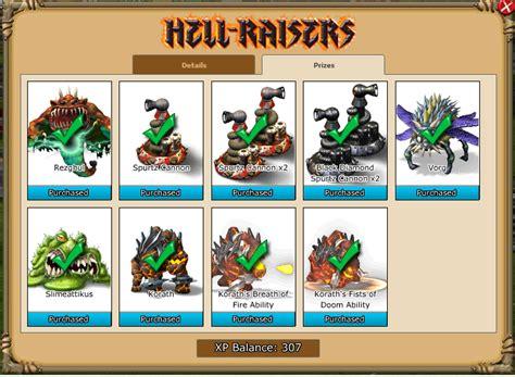 backyard monsters inferno hell raisers backyard monsters wiki fandom powered by wikia