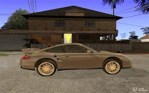 porsche inside view porsche 911 997 gt2 for gta san andreas