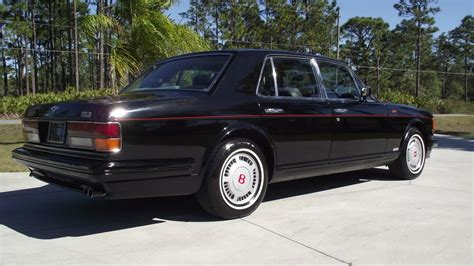 1989 Bentley Turbo R 1989 Bentley Turbo R For The Price Of A Six Year