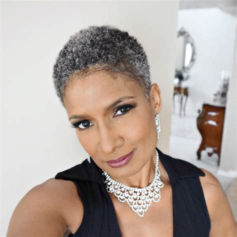 coloring natural grey african american hair 438 best the silver fox images on pinterest grey hair