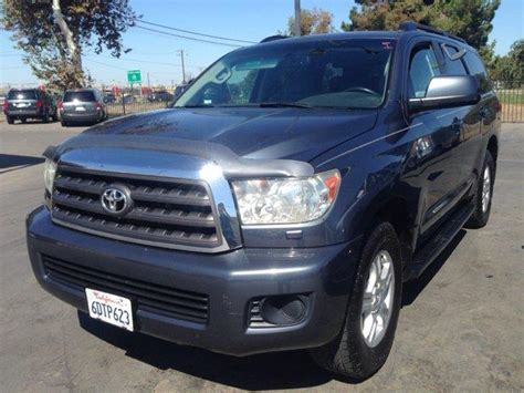 Toyota Sequoia For Sale In California 2008 Toyota Sequoia For Sale Carsforsale