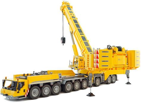 crane mobile 18 wheel lego mobile crane wordlesstech
