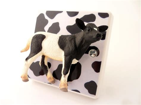 cow lights decorative novelty cow light switch turn the cow to turn