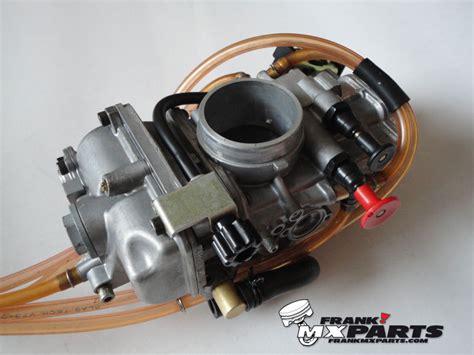 Ktm 525 Jetting Keihin Fcr Mx 41 Carburetor Ktm 525 Frank Mxparts