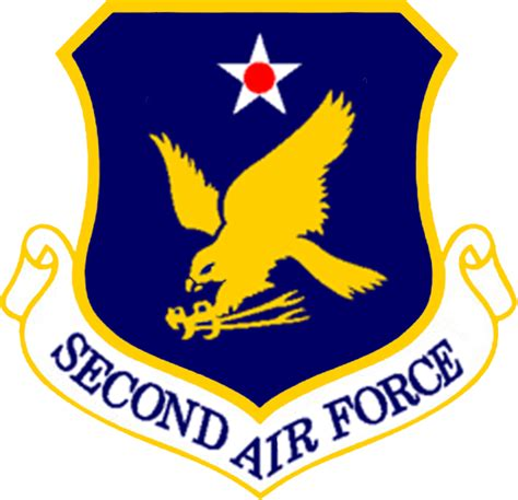 Air Second file second air emblem usaf png wikimedia commons