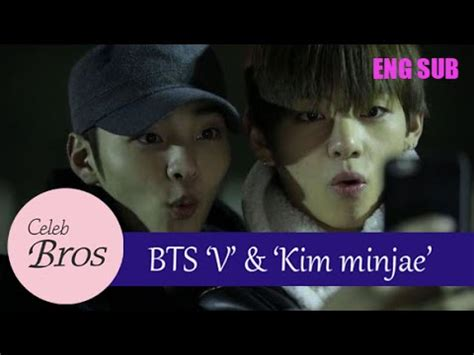 celeb bros eng sub v bts minjae celeb bros s1 ep3 quot fierce race youtube