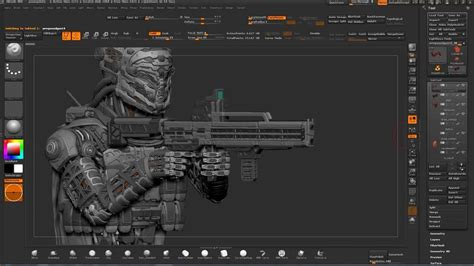 tutorial render zbrush render zbrush models in keyshot