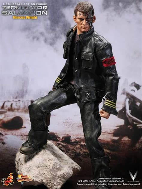1 6 Toys Mms100 Terminator Salvation Wright Sculpt C toys mms100 terminator salvation wright