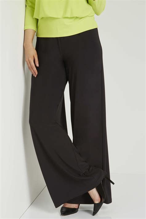 Wide Leg Trouser wide leg trouser in black originals uk