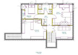 walkout basement floor plans top 20 photos ideas for finished walkout basement floor
