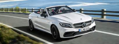 2017 mercedes amg c63 cabriolet release date