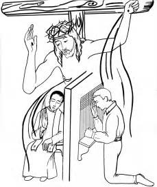 First reconciliation colouring pages