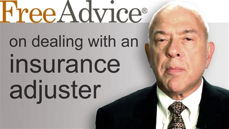 how to deal with insurance adjuster after a house fire dealing with an insurance adjuster youtube