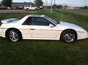 1985 Pontiac Fiero Gt Specs Purchase Used 1985 Pontiac Fiero Gt Coupe 2 Door 2 8l In