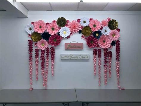 Diy Bedroom Decorating Ideas On A Budget paper flowers decorations diy flower decoration ideas how