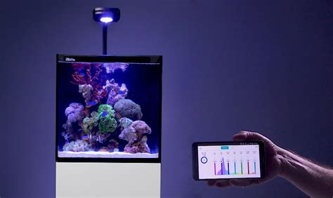 Ai Lighting by Sea Max Nano Fully Featured 75 Litre 20 Gal
