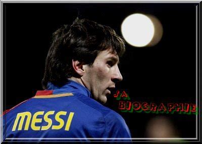 biography de messi biographie de l 233 o messi son enfance plus qu un jou