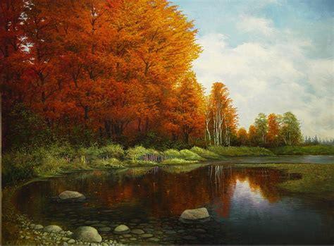 imagenes bonitas de paisajes grandes hermosas pinturas de paisajes obras de arte im 225 genes