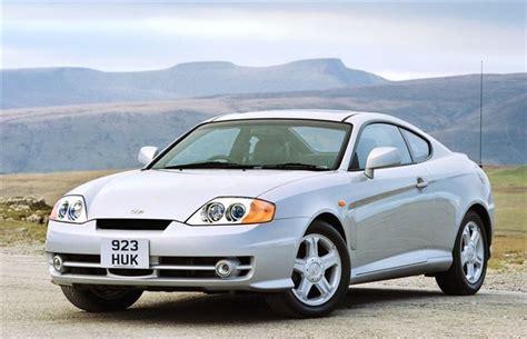 hyundai coupe 2002 car review honest