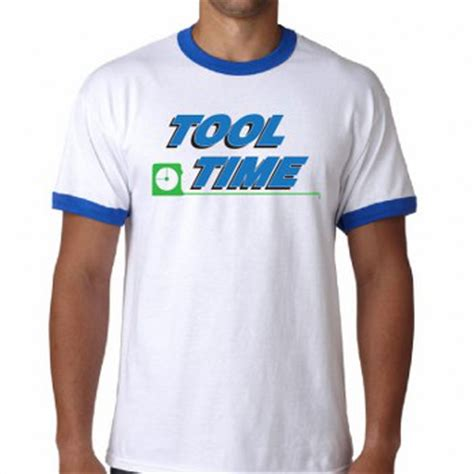 home improvement tool time t shirt 16 95
