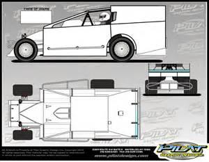 racing car template race car graphics template images