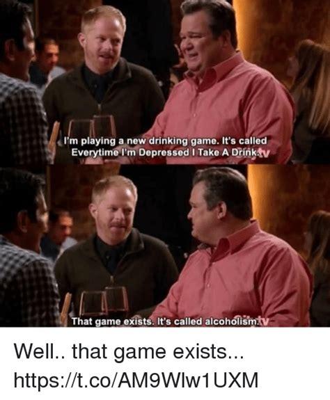 Depressed Drinking Meme - funny im depressed memes of 2017 on me me drinking game
