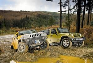 Jeep Vs Hummer Really A New Hummer To Compete With Jeep Jk Forum