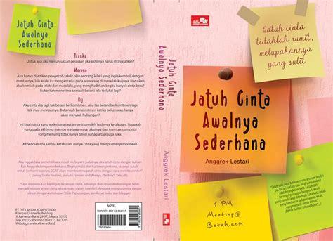 Novel Jatuh Cinta panduanjatuhcinta blogtour novel jatuh cinta awalnya