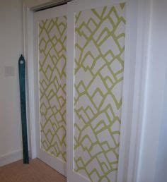 Wallpaper Closet Doors by Wallpaper Closet Doors Gallery