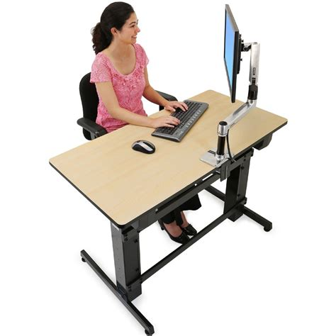 Ergotron Workfit D Sit Stand Desk Ergotron Workfit D Sit Stand Desk 28 Images Best Sit Stand Desk 2016 Decorative Desk